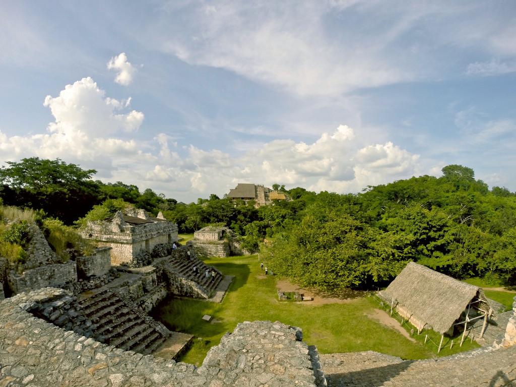 Ruinas Mayas Cobá Valladolid
