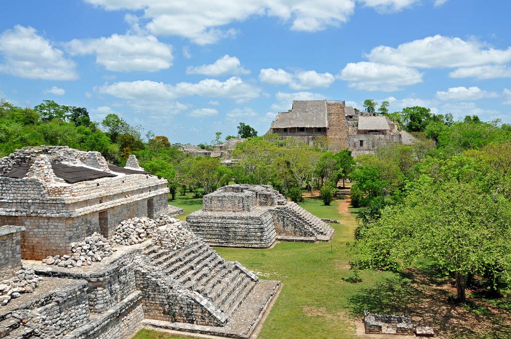 Ruinas Mayas Ek' Balam Valladolid