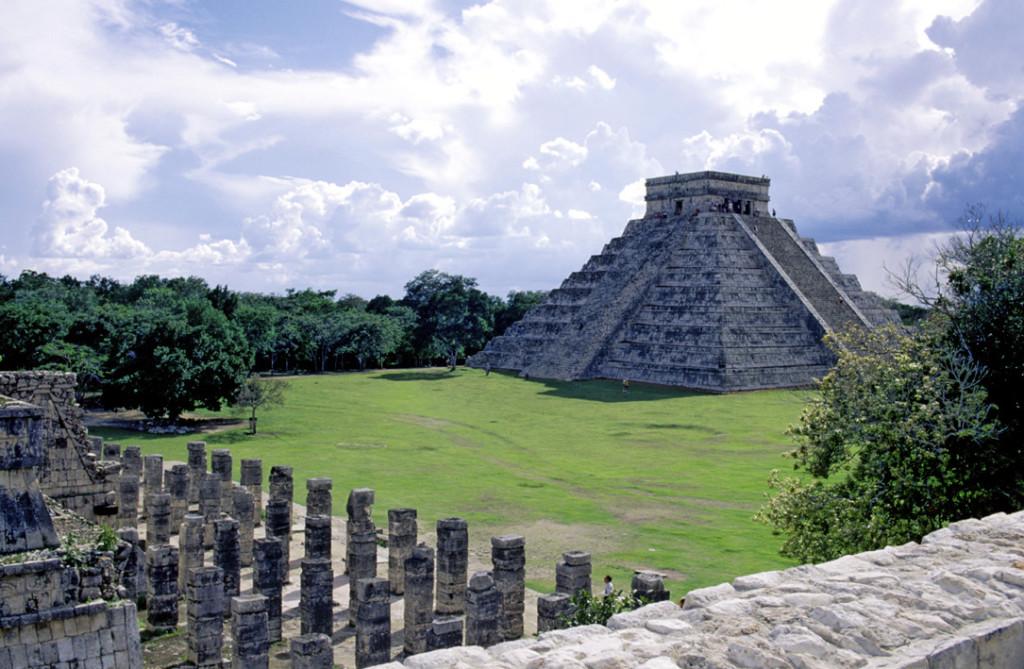 Ruinas Mayas Chichén Itzá Valladolid